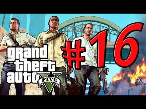 Grand Theft Auto V - Parte 16: É GUERRA! [ Playthrough GTA 5 em PT-BR ]