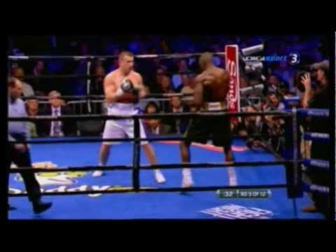 Tomasz Adamek vs Steve Cunningham II WALKA Fight 5 Round 22-12-2012 Boxing