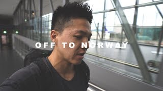 [NOR1] OFF TO NORWAY ☆ ノルウェーに行くよ〜!