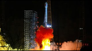 China logró histórico alunizaje en la cara oculta de la Luna