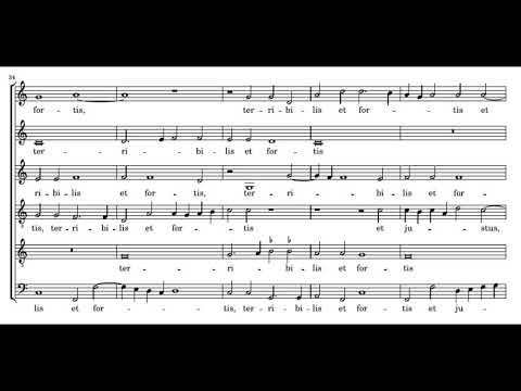Лассо, Орландо ди - Creator omnium Deus