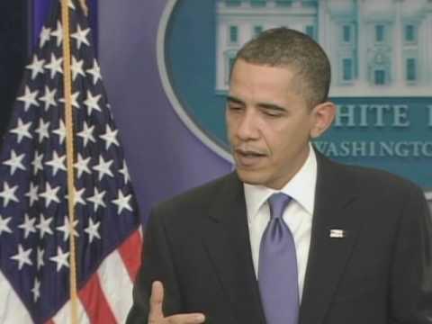 Obama: US Developing 'Significant Regime of Sanctions' Regarding Iran
