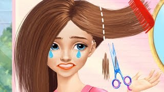 Fun Hannah High School Crush Kids Games - Play Dress Up , Nail Salon, Makeover Games For Girls