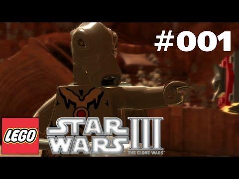 Die geonosianische Arena! o.O ❚ #001 - Lego Star Wars 3: The Clone Wars