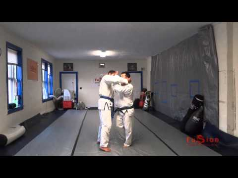 Muay Thai Neck Clinch Into Judo Throws and Waki Gatame (MMA, BJJ, Mixed Martial Arts, UFC) Image 1