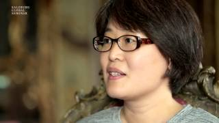 Hyun Kyung Kim on becoming part of the minority
