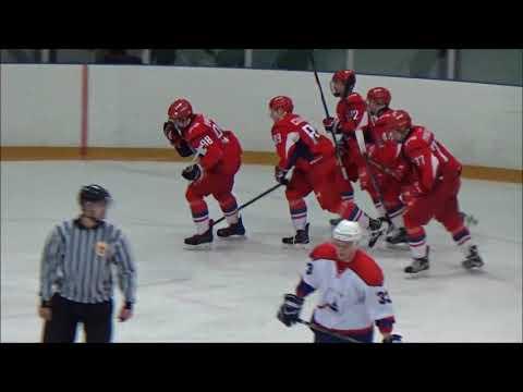 НМХЛ'17/18: «Локо-Юниор» - МХК «Липецк» - 7:2