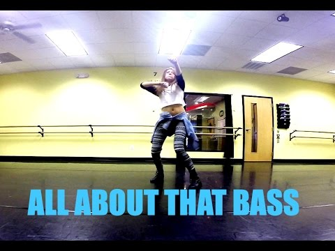 ALL ABOUT THAT BASS - @Meghan_Trainor | Choreographed by @AllieIreland | Hip-Hop Dance Video