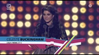 Celeste Buckingham OBJAV ROKA (Slávik 2012)