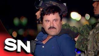 El Chapo Inc | Inside the drug lord's cartel | Sunday Night