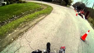 2013 Pitster Pro LXR 155R Nitro Circus Street Ride
