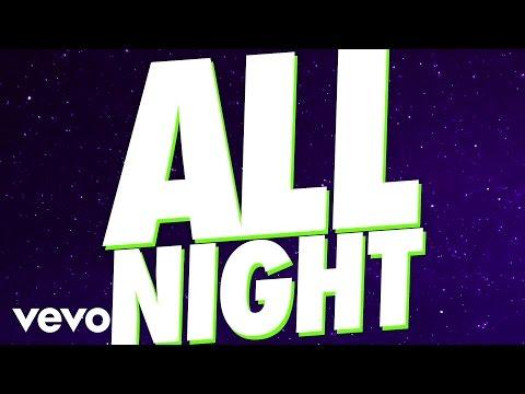 Juicy J, Wiz Khalifa - All Night (Official Audio)
