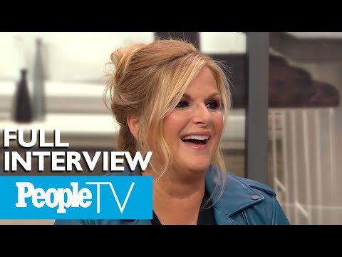 Trisha Yearwood On The Meaning Behind Her 3-Day Road Trip From Her Hometown To Nashville | PeopleTV