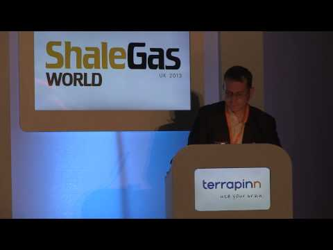 What to expect from shale development - British Geological Survey - Shale Gas World UK 2013