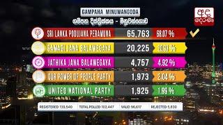 Polling Division - Minuwangoda