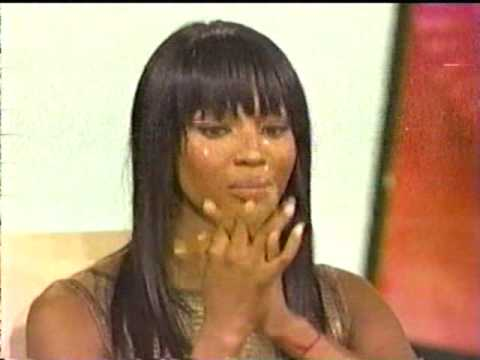 Naomi Campbell Interview(2010)