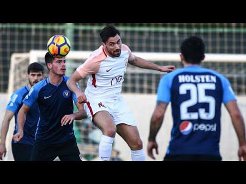 Hazırlık Maçı | Galatasaray 2 – 0 Viitorul Constanta (14 Ocak 2018)