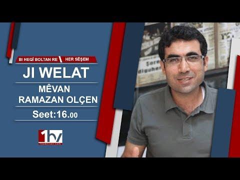 Ji Welat - 29/08/2017