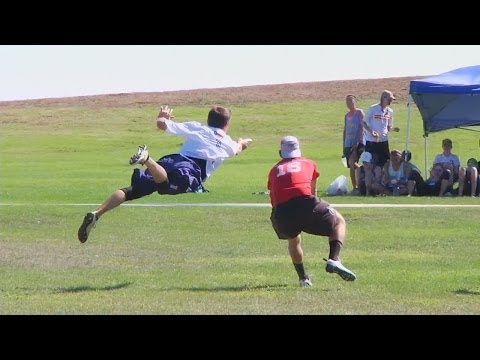 Doublewide vs Johnny Bravo - 2012 Labor Day Ultimate Championships - Semifinal (M)