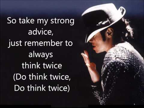 Billie Jean-Michael Jackson+Lyrics (HQ)