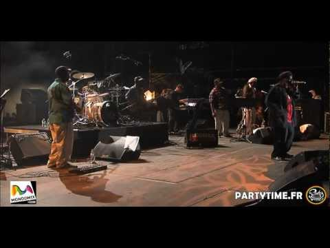 JOHNNY OSBOURNE - LIVE at Garance Reggae Festival 2012 HD by Partytime.fr