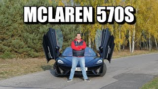 McLaren 570S Spider - Everyday Supercar? (ENG) - Test Drive and Review