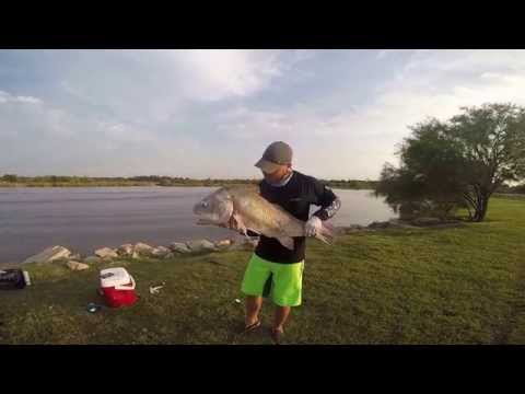 GoPro Hero4 Black Drum caught in Nassau Bay, TX