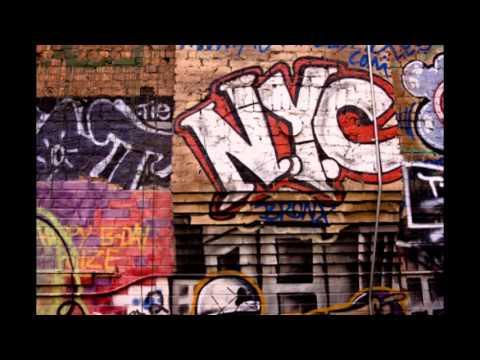 1990's rare New York rap vinyls LP mix vol.1 (1990-1994)