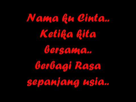 Butiran Debu - Lirik (rumor) video
