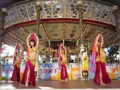 Belly dance in Nerima,Tokyo,Japan 2013