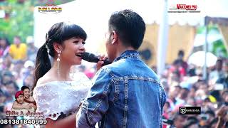 Download lagu GERIMIS MELANDA HATI ( Cipt : Adibal )   TASYA & GERRY New Pallapa Live Kupu wedd Chita & Angga