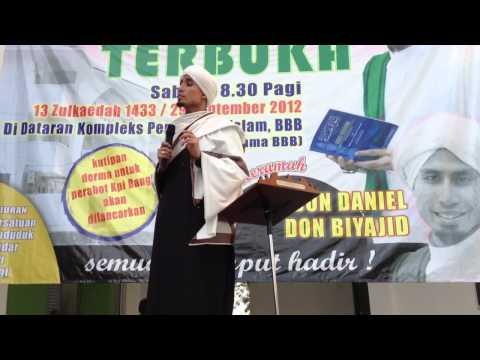 Tips Umrah/Haji: Doa di Hadapan Makam Rasulullah SAW - Ustaz Don Danial