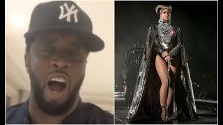 Diddy Reacts To Beyonce's Coachella Performance