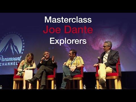 Masterclass Joe Dante - Explorers (MSFFF 2018)