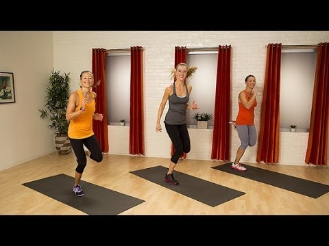 10-Minute HIIT Workout with Astrid Swan