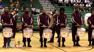 Collegiate Battle of the Drumlines: Talladega College Renagade Drumline (2015)