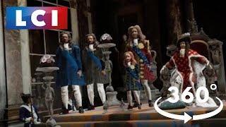 VIDEO 360  Dcouvrez le chteau de Versailles du Roi