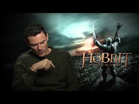"""Luke Evans""""s perfect day in Middle ..."""