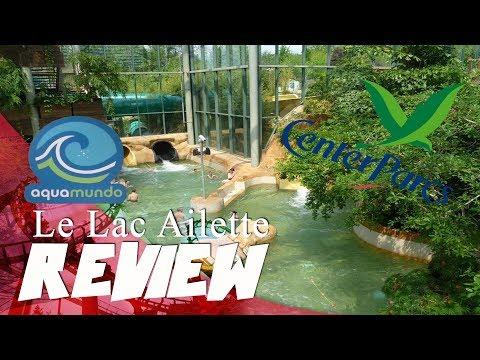 REVIEW: Zwemparadijs Centerparcs Le Lac Ailette Frankrijk