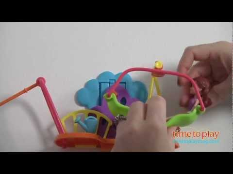 Polly Pocket Wall Party Pet Park from Mattel