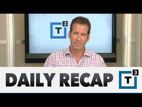 Daily Recap: The Market Shakes Up