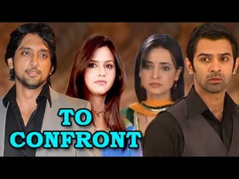 Arnav Khushi TO CONFRONT Shyam Anjali in Iss Pyaar Ko Kya Naam Doon 27th August 2012