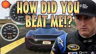 TROLLING RACE CAR EXPERT ONLINE! (GTA 5 Mods)