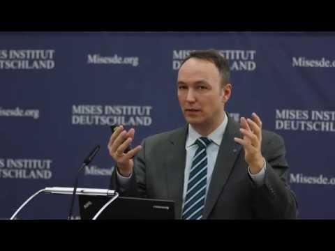 Monetäre Konjunkturtheorie - Jörg Guido Hülsmann l Ludwig von Mises Seminar 2015