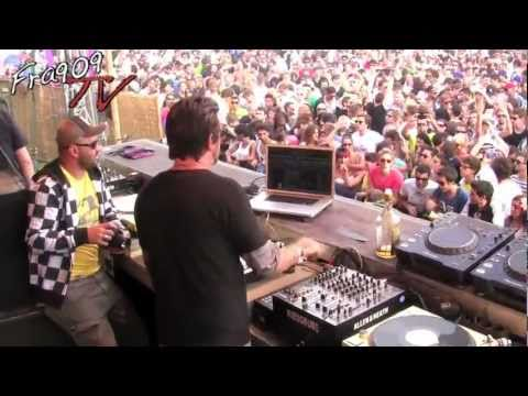 FRA909 Tv - LUCIANO b2b VILLALOBOS @ LOVE FAMILY PARK 2011 Music Videos
