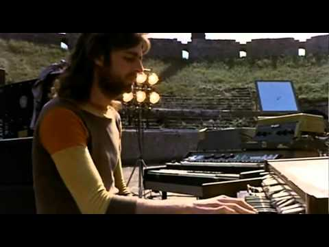 A Saucerful Of Secrets - Pink Floyd Live At Pompeii HD (1080p)
