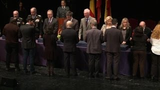 Ten years after Madrid attacks, Spain recognises victims