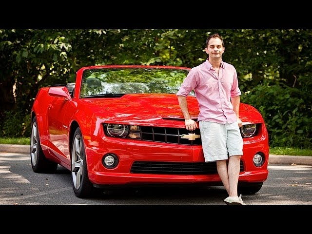 RoadflyTV - 2011 Chevrolet Camaro SS Test Drive & Car Review