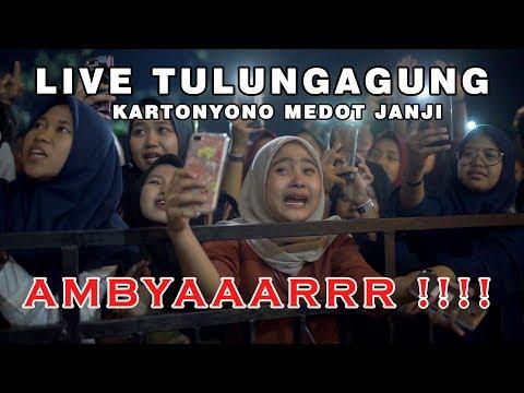 Download KARTONYONO MEDOT JANJI - LIVE TULUNGAGUNG