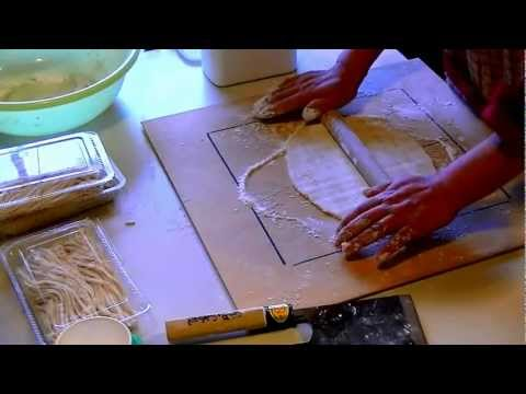 もろやま華うどんの作り方 150g レッスン01 もろパン 検索動画 4
